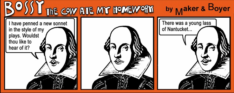 Shakespeare Homework